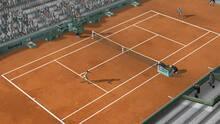 Pantalla Roland Garros 2005 Powered by Smash Court Tennis