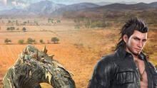 Pantalla Final Fantasy XV: A New Empire