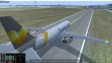 Pantalla Ready for Take off - A320 Simulator