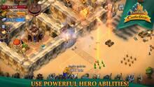 Pantalla Age of Empires: Castle Siege