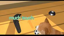 Pantalla Puppy Doge VR