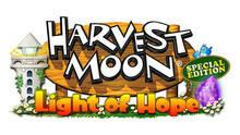 Pantalla Harvest Moon: Light of Hope
