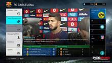 Pantalla Pro Evolution Soccer 2018