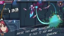 Pantalla Azure Striker Gunvolt: Striker Pack