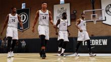 Pantalla NBA Live 18