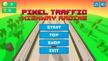 Imagen 1 de Pixel Traffic: Highway Racing