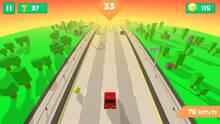 Imagen Pixel Traffic: Highway Racing