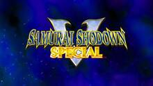 Samurai Shodown V Special PSN