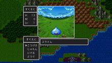 Pantalla Dragon Quest I