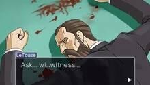 Pantalla Apollo Justice: Ace Attorney