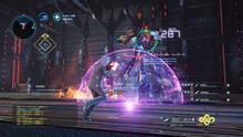 Pantalla Sword Art Online: Fatal Bullet