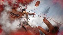 Pantalla Attack on Titan 2