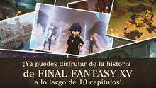 Imagen 34 de Final Fantasy XV: Pocket Edition