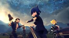 Pantalla Final Fantasy XV: Pocket Edition