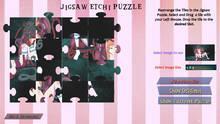 Pantalla Triple Otakus Puzzle