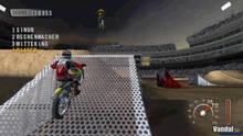 Pantalla MX vs. ATV Unleashed: On The Edge