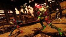 Pantalla Kamen Rider: Climax Fighters