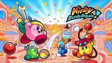 Imagen 21 de Kirby Battle Royale