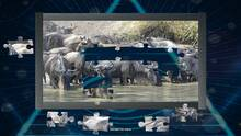Pantalla Trials of the Illuminati: Amazing Wildlife Jigsaws