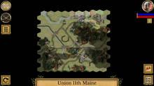 Pantalla Civil War: 1864