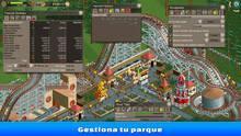 Pantalla RollerCoaster Tycoon Classic