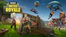 Pantalla Fortnite Battle Royale