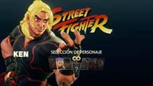Pantalla Street Fighter V: Arcade Edition