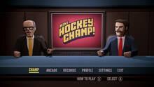 Pantalla Mini Hockey Champ!