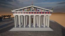 Pantalla Athenian Acropolis