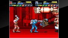 Pantalla NeoGeo Robo Army