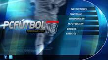 Imagen 4 de PC Fútbol 2018
