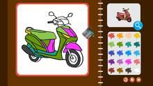Imagen My Coloring Book: Transport