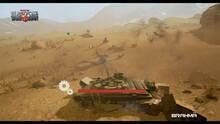 Pantalla Tank of War VR