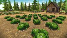 Pantalla Harvest Simulator VR