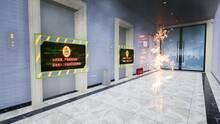 Pantalla VR fire emergency simulation system