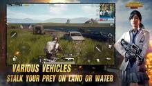 Pantalla PlayerUnknown's Battlegrounds Mobile