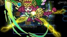 Pantalla Dragon Fang Z: The Rose & Dungeon of Time