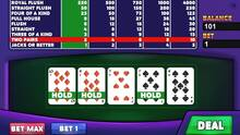 Pantalla Royal Casino: Video Poker
