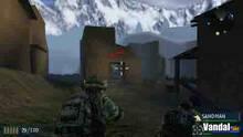 Pantalla SOCOM: U.S. Navy Seals Fireteam Bravo 2