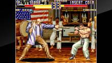 Pantalla NeoGeo Art of Fighting 2