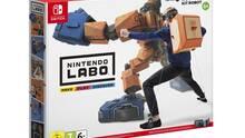 Imagen 2 de Nintendo Labo Toy-Con 02 - Kit Robot