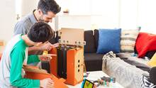 Imagen 3 de Nintendo Labo Toy-Con 02 - Kit Robot