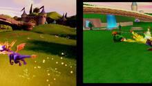 Pantalla Spyro Reignited Trilogy
