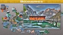 Imagen 12 de Cabins: Jigsaw Puzzles