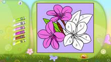 Imagen Color by Numbers - Flowers