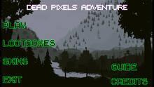 Pantalla !Dead Pixels Adventure!