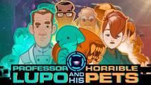 Imagen 23 de Professor Lupo and his Horrible Pets