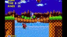 Pantalla Sega Genesis Collection