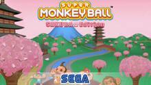 Imagen 7 de Super Monkey Ball: Sakura Edition