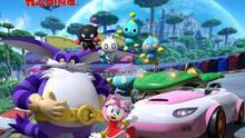 Pantalla Team Sonic Racing